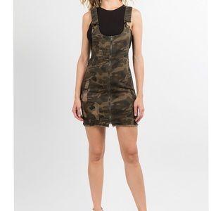 Dresses & Skirts - Camo Overall Dress